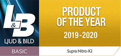 nitro-x2 product of the year earphone