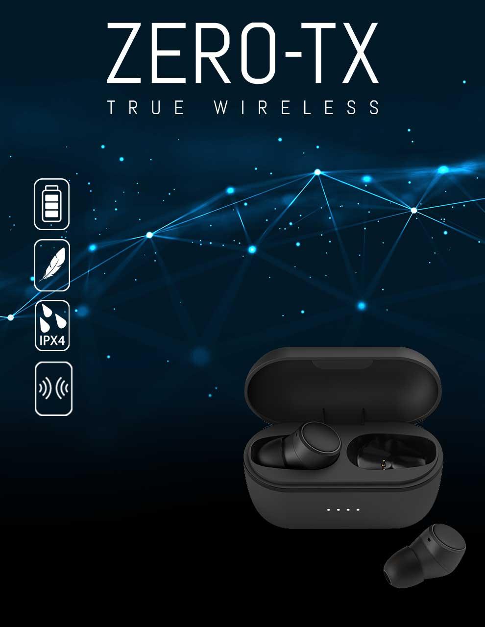 ZERO-TX True Wireless
