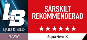 NERO-X särskilt rekommenderad