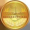 MAXstryka rekommenderar NiTRO-X2