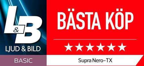 Supra Nero tx - Trådlös hörlur bästa köp