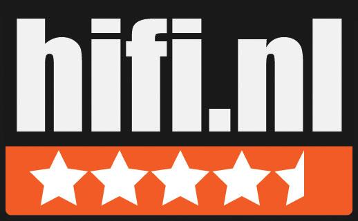 NiTRO-X Over-ear rekommenderas av Hifi.nl