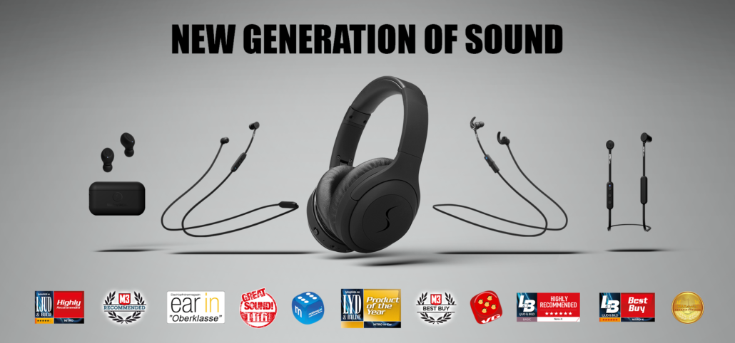 Sound by Sweden - New Generation of Sound