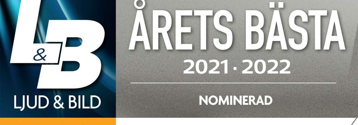 NERO-TX PRO nominerad Årets bästa